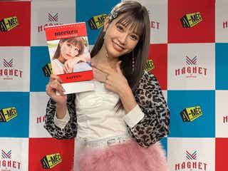生見愛瑠、変化の1年振り返る 将来は「おばあちゃんになってもミニスカートでブリーチしていたい」