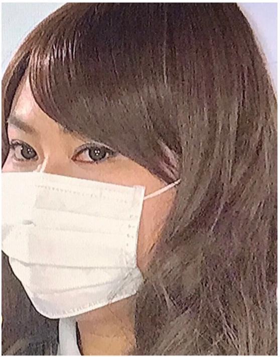 観月ありさ風メイクのおかずクラブ・ゆいP/ざわちんオフィシャルブログ(Ameba)より