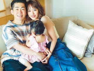 近藤千尋&太田博久、愛娘とファミリー共演 夫婦円満の秘訣を明かす