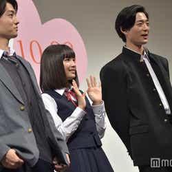 健太郎、広瀬すず、竜星涼、森川葵 (C)モデルプレス