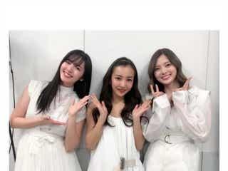 板野友美&白石麻衣&鈴木愛理、天使のような純白3ショットにファン歓喜「美しさの極み」「伝説」