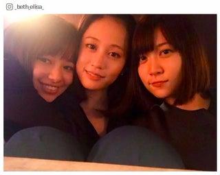 前田敦子、山本舞香は「みんなの妹」 柳英里紗との3ショットを公開