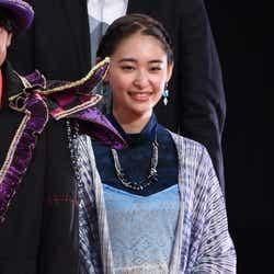 """モデルプレス - 注目の美女「ジュウオウジャー」柳美稀、""""ノブコブ""""吉村の暴露に照れ"""
