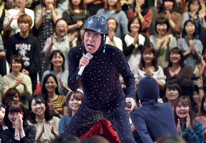 石橋貴明(C)TBS