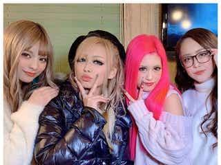 "「egg」肌見せ満載""バレンタインコーデ""対決 渋谷で一番のモテギャルは?"