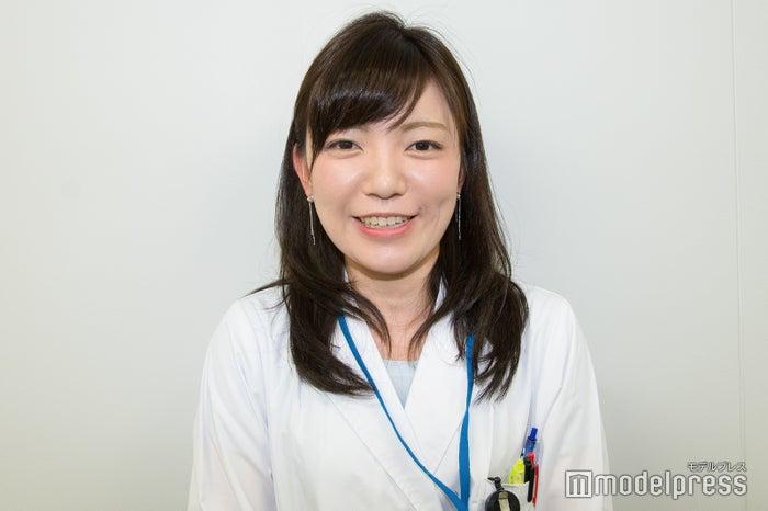 第一三共ヘルスケア研究開発部・土岐珠未さん(C)モデルプレス