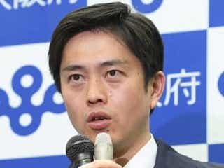 吉村氏「措置を緩めず強い感染対策必要」 大型施設は休業、イベント無観客の要請継続