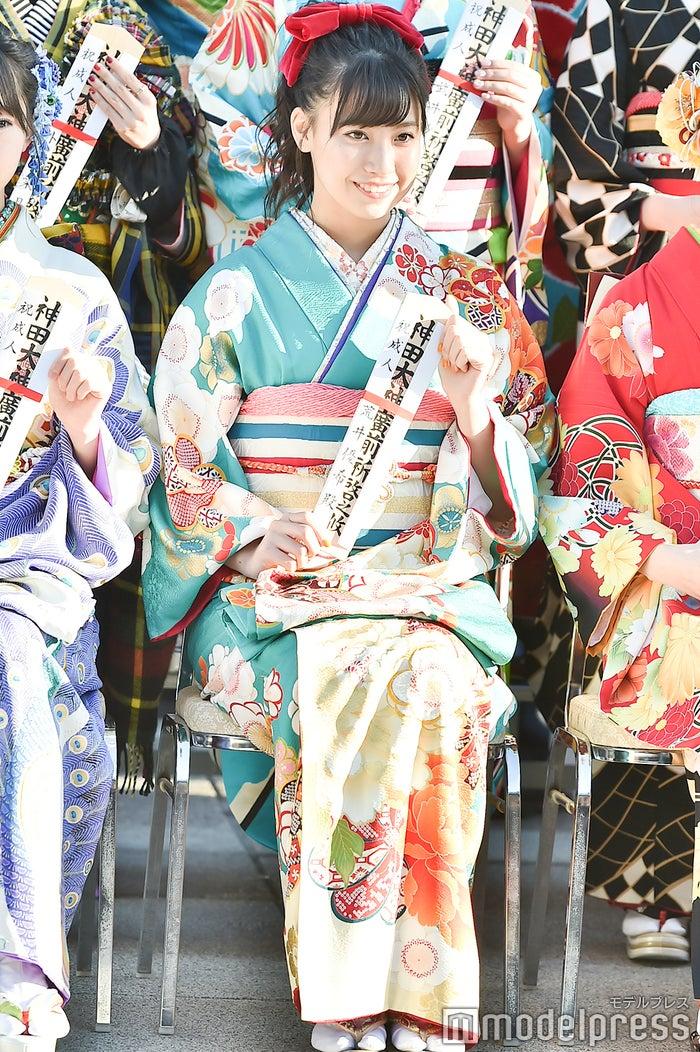 荒井優希/AKB48グループ成人式記念撮影会 (C)モデルプレス