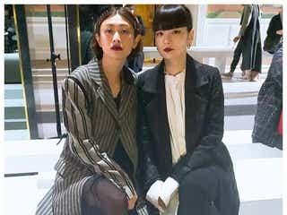 山田優&秋元梢の2ショットに「F4の奥様最強」「オーラが凄い」と注目集まる