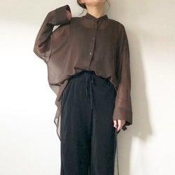 【GU】お洒落さんがこぞって買ってる長袖シャツが超優秀!秋まで着倒すコーデ6選