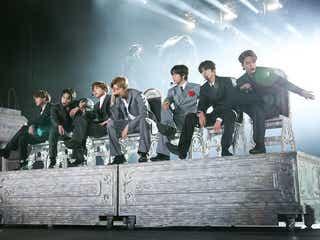 BTS、14ヶ月間の大規模世界ツアーに幕 ソウルファイナルで初の試みも