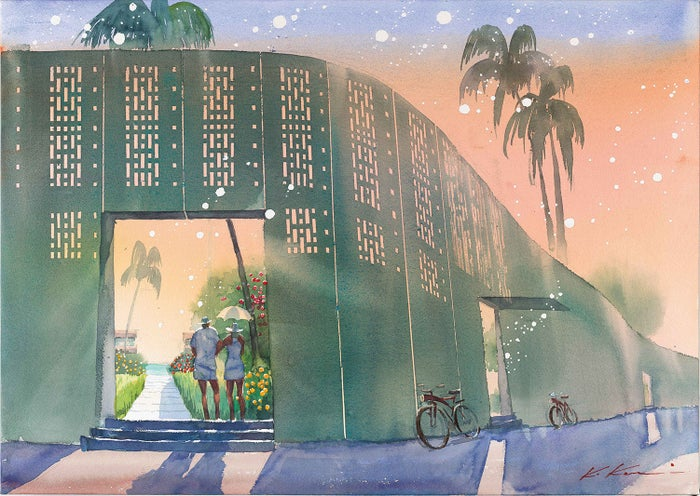 星野リゾート、沖縄本島初進出 施設名称決定/画像提供:星野リゾート