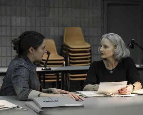 『モーリタニアン 黒塗りの記録』シャイリーン・ウッドリーのインタビュー映像が到着!作品の魅力や舞台裏を独白