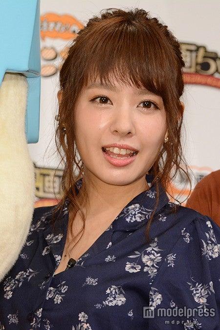 NMB48の健闘ぶりを讃えた山田菜々【モデルプレス】