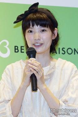 モデル森貴美子、仕事と育児の悩みを明かす