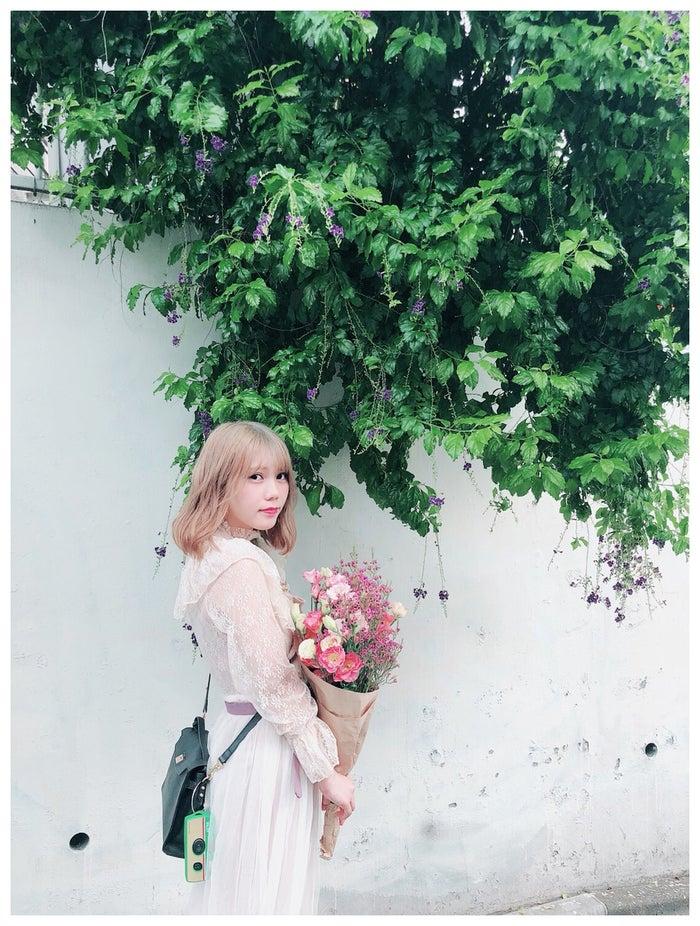 川後陽菜オフィシャルブログより