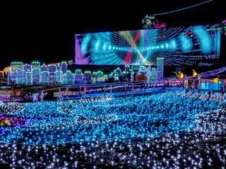 「伊豆高原グランイルミ」アトラクションも満載!光の世界で遊べる体験型イルミネーション