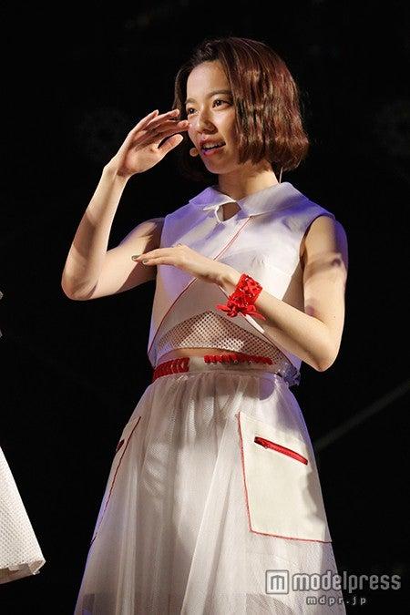 選抜総選挙への意気込みを語った島崎遥香(C)AKS【モデルプレス】