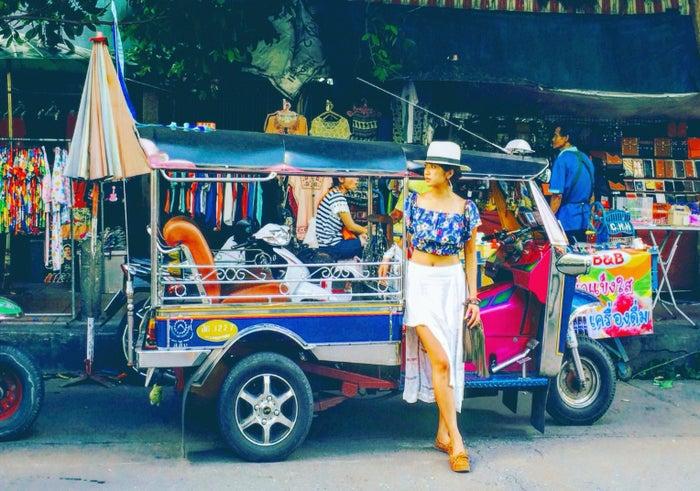 """令和最初の夏は、近場のアジアへ女子旅が気分!/タイの""""チャトゥチャック・ウィークエンドマーケット""""は掘り出しモノがいっぱいで楽しいよ(提供画像)"""