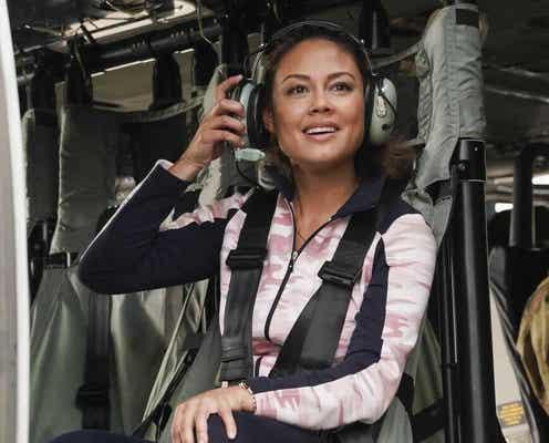 『NCIS』ハワイ版の主演女優、TVシリーズで有色人種女性を主役にする重要性に言及