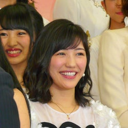 "AKB48渡辺麻友、""偉大な先輩""高橋みなみに「レコ大あげたい」"