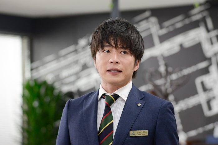 田中圭/「おっさんずラブ」第5話より(C)テレビ朝日