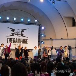 2019年9月12日開催、結成5周年記念イベント「THE RAMPAGE from EXILE TRIBE 5th Anniversary Event」より