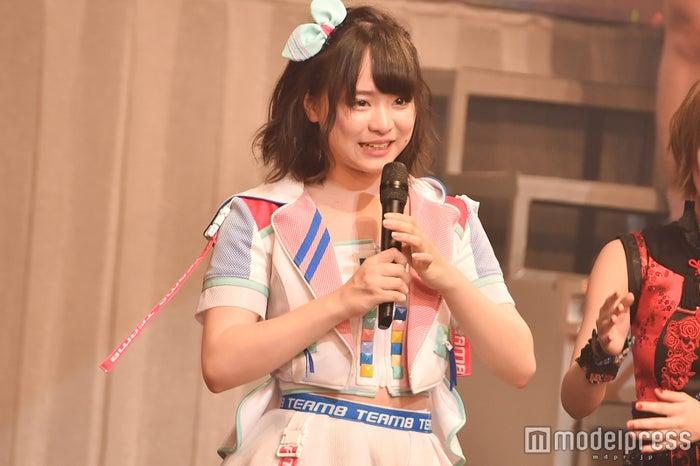 倉野尾成美「AKB48グループリクエストアワー セットリストベスト100 2018」(C)モデルプレス