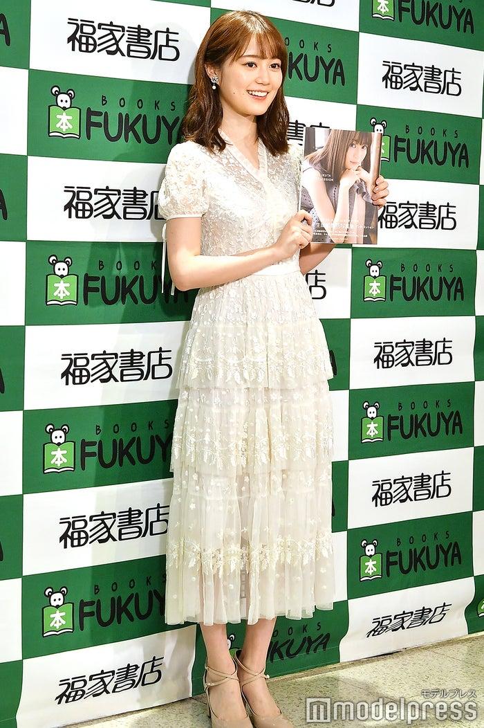 生田絵梨花セカンド写真集『インターミッション』発売記念イベント時に撮影(C)モデルプレス