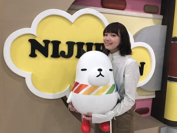 飯豊まりえ(画像提供:関西テレビ)