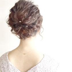 ボブヘアは結婚式にぴったりな髪型!おすすめのヘアアレンジ集