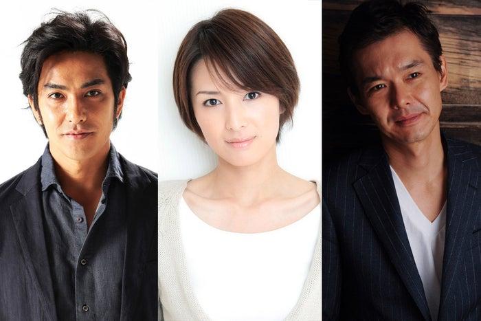 (左から)北村一輝、吉瀬美智子、渡部篤郎(提供写真)