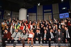 「応募する人は?」と聞かれてとりあえず手を挙げる人と様子を見る人 (C)モデルプレス