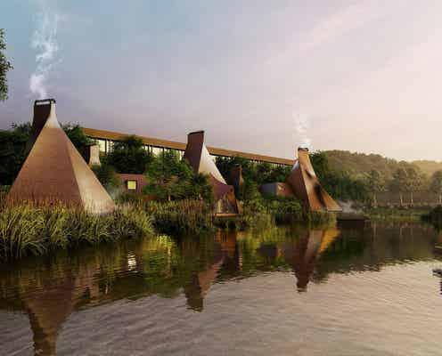 「星野リゾート 界 ポロト」湖との一体感を感じる客室&洞窟風の日帰り温泉も
