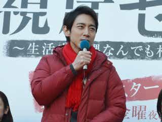 小泉孝太郎、今年の抱負は「コメディー路線を確立」
