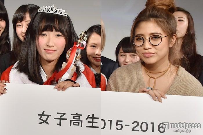 日本一可愛い女子高生を決めるミスコン、癒し系天然ファイナリストに今井華も釘付け【モデルプレス】
