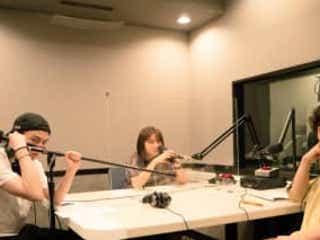 上白石萌歌×稲葉 友、新感覚の「バイノーラル・ラジオ・ドラマ」収録を振り返る