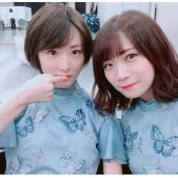 モデルプレス - 乃木坂46秋元真夏、生駒里奈との2ショット公開 愛の溢れるエピソード明かす