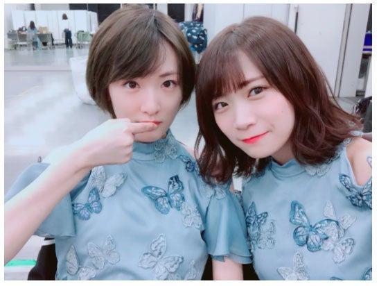 生駒里奈との愛の溢れるエピソードを明かした秋元真夏/秋元真夏オフィシャルブログ