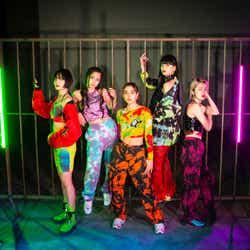 FAKY/Mikako、Taki、Akina、Hina、Lil' Fang(提供写真)