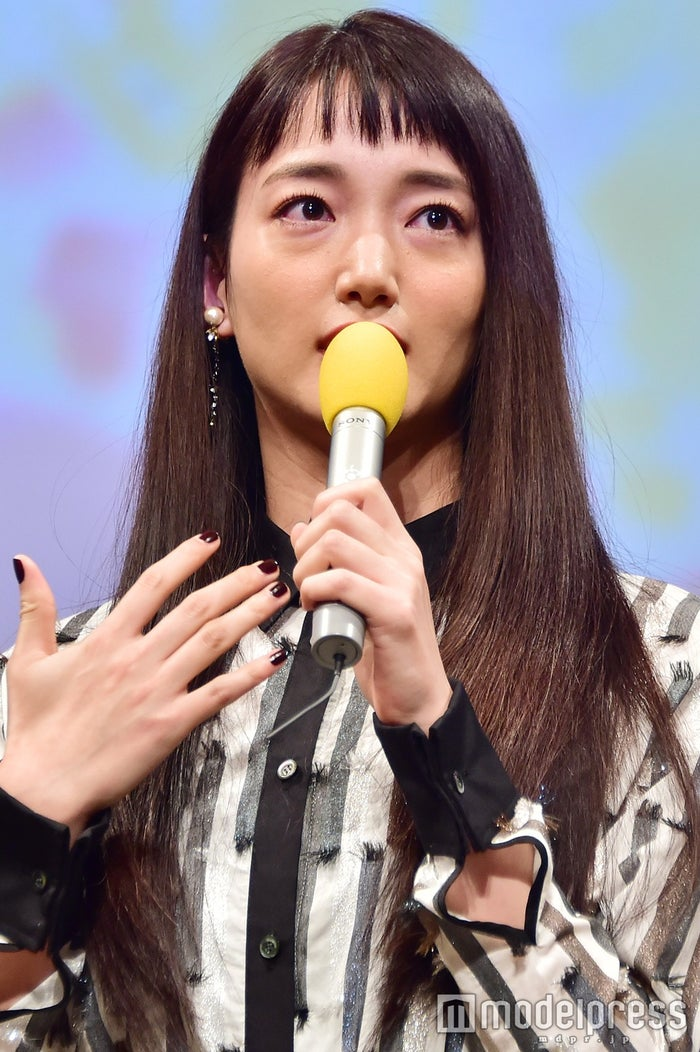 入山法子 (C)モデルプレス