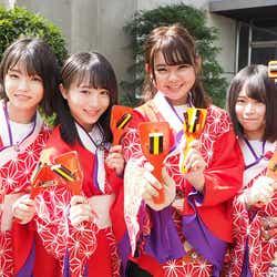 モデルプレス - AKB48チーム8「星空を君に」「思春期のアドレナリン」のよさこいver.披露