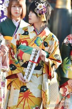 城恵理子/AKB48グループ成人式記念撮影会 (C)モデルプレス