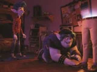 ディズニー&ピクサーが贈る『2分の1の魔法』MovieNEX発売決定!