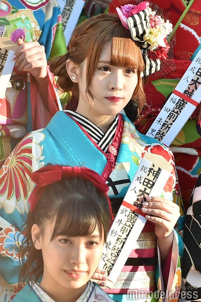 武井紗良/AKB48グループ成人式記念撮影会 (C)モデルプレス