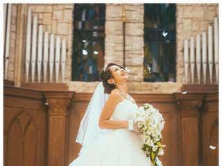 ゆきぽよ「結婚する事になりました」ウェディングドレス姿で宣言?「美しすぎる」と絶賛の声