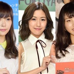 """AKB48""""紅白選抜""""最終結果に各メンバーの反応は?""""非選抜""""の劇的ランクインも<主要メンバーコメント>"""