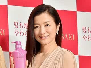 鈴木京香、美しさの秘訣を明かす 綺麗を目指す女性へメッセージ