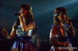 武藤十夢、峯岸みなみ/AKB48「サムネイル」公演(C)モデルプレス