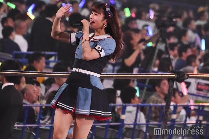 栗原紗英/「AKB48 53rdシングル 世界選抜総選挙」AKB48グループコンサート(C)モデルプレス